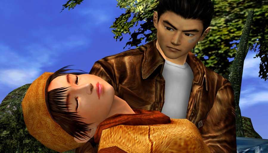 プレイステーション4向けに『シェンムー 一章 横須賀』と『シェンムーII』を1本にまとめた、『シェンムー I&II』より (C)SEGA