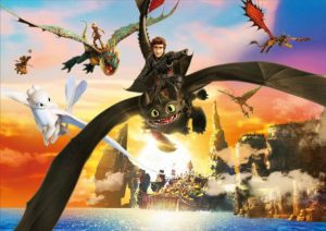 映画『ヒックとドラゴン 聖地への冒険』