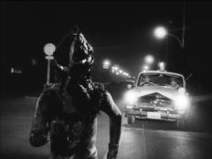 『ウルトラQ』第19話「2020年の挑戦」に登場したケムール人。画像は2019年2月に「ULTRAMAN ARCHIVES」プロジェクト ビデオグラムとして発売されたBlu-rayより(画像:円谷プロダクション)