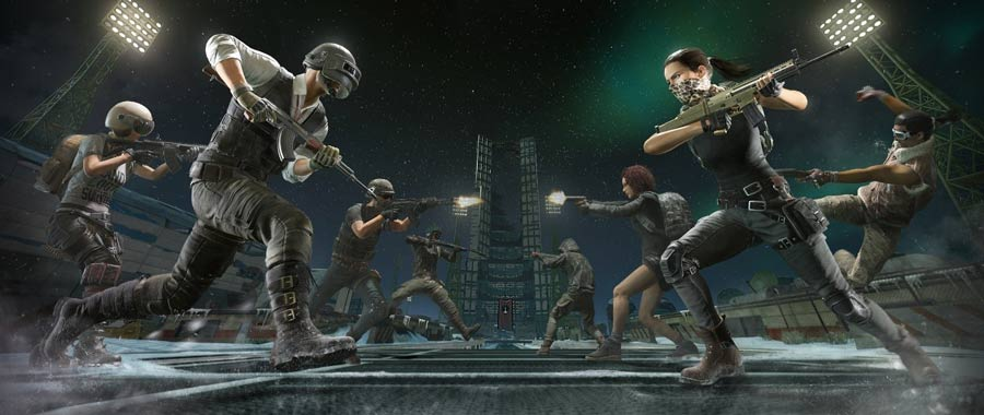 『PLAYER UNKNOWN'S BATTLE GROUNDS』はバトルロイヤルゲームの代表作