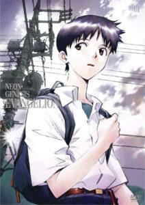 『新世紀エヴァンゲリオン』 DVD STANDARD EDITION Vol.1(キングレコード)