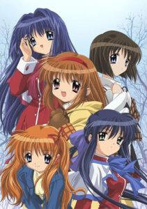 『Kanon』 画像はコンパクト・コレクション Blu-ray(ポニーキャニオン)