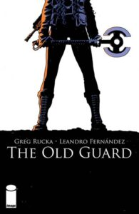 原作コミック『THE OLD GUARD #1』 (C) Image Comics