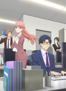 アニメ『ヲタクに恋は難しい』…杉田智和さんはオタク趣味を持つふたりの上司、樺倉太郎の声を担当