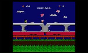 『チャレンジャー』画像はニンテンドー3DSダウンロード版 (C)1985 HUDSON SOFT