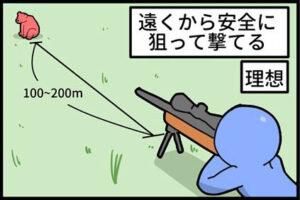 『麻酔銃の理想』(ねんまつたろうさん提供)