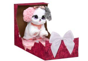 「プレゼントペット」が箱から出てきた状態(画像:タカラトミー)