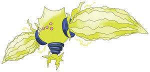 エレクトロンポケモン「レジエレキ」は、最速かつ高火力の「でんき技」がウリ (C)2020 Pokemon.  (C)1995-2020 Nintendo/Creatures Inc. /GAME FREAK inc.
