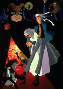 『ルパン三世 カリオストロの城』 キービジュアル 原作:モンキー・パンチ (C)TMS