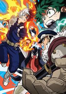 『僕のヒーローアカデミア3rd』 Vol.7 DVD(C)堀越耕平/集英社・僕のヒーローアカデミア製作委員会