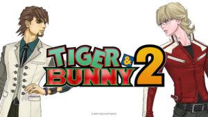 2022年に新シリーズスタート予定の『TIGER & BUNNY2』 (C)BNP/T&B PARTNERS