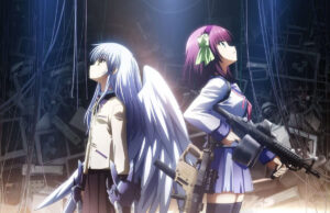 『Angel Beats!』画像はDVD6(アニプレックス) (C)VisualArt's/Key/Angel Beats! Project