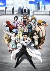 『STEINS;GATE 0』 (C)2018 MAGES./KADOKAWA/ STEINS;GATE 0 Partners