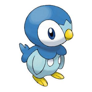 名前も見た目もかわいらしい…「ペンギンポケモン」の「ポッチャマ」 (C)2021 Pokemon. (C)1995-2021 Nintendo/Creatures Inc. /GAME FREAK inc.
