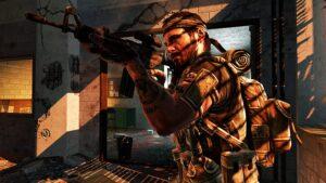 2010年発売、PlayStation3用『コール オブ デューティ ブラックオプス』(画像は輸入版)。「九龍城砦」を舞台にしたステージが収録されている