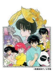 「TVシリーズ『らんま1/2』Blu-ray BOX 1」(ポニーキャニオン)