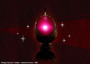 『PROPLICA ソウルジェム&グリーフシードセット-鹿目まどかver.-』 (C)Magica Quartet/Aniplex・Madoka Partners・MBS