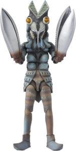初代『ウルトラマン』をはじめ、数々のシリーズ作に登場して人気を集めているバルタン星人。画像は「S.H.フィギュアーツ ウルトラマン バルタン星人」(BANDAI SPIRITS)