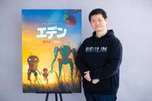 『エデン』の作品づくりについてお話を伺った、入江泰浩監督