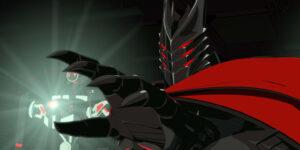 人間を憎むロボットとしてサラの前に立ちはだかる「ゼロ」
