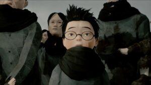 過酷な収容所生活を3DCGで描いた映画『トゥルーノース』
