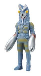 人気怪獣の代表格、バルタン星人。画像は「ウルトラ怪獣シリーズ 01 バルタン星人」(バンダイ)