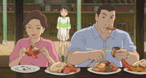 『千と千尋の神隠し』(2001)より (C)2001 Studio Ghibli・NDDTM